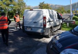 Isernia / Provincia. Controlli straordinari di sicurezza da parte dei Carabinieri, verifiche su obiettivi sensibili della provincia: identificate 170 persone.