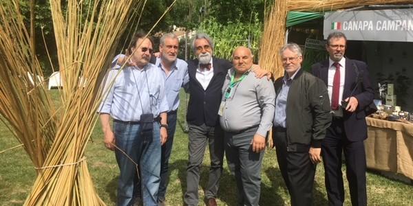 A Canapa Campana il Premio Volturno 2018: la cerimonia presso l'Oasi San Bartolomeo