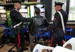 Venafro. Simula la rapina per coprire lo sperpero dell'incasso alle slot machine.