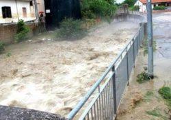 Dugenta. Nubifragio nel Sannio, il sindaco lancia l'allarme: chiesto incontro tecnico urgente al Prefetto dopo l'ingrossamento del torrente San Giorgio.