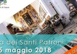 Capua. I busti d'argento riattraversano le strade della città grazie al desiderio dell'Arcivescovo Visco: l'evento sabato 5 maggio.