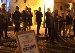 """CAIAZZO. """"Uniti per Caiazzo"""", aperta la campagna elettorale: tradizione innovata. Buona la prima in Piazza Santo Stefano del gruppo guidato da Stefano Giaquinto."""