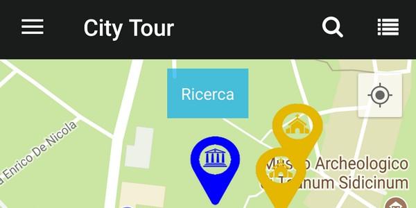 Laocoonte City Tour: ecco l'App dell'Alto Casertano: conoscenza del territorio