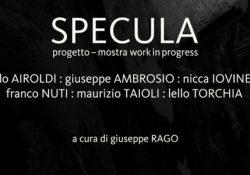 """Sessa Aurunca. Sei pittori d'eccezione in mostra a Rongolise di Sessa Aurunca per la prima fase del progetto culturale """"Specula""""."""
