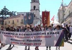 Pietrelcina. In cammino con le Acli per riflettere su lavoro e povertà: il cammino di pace lungo 13 km partirà da Benevento.