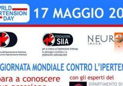 Pozzilli. Ipertensione, screening gratuiti al Neuromed: domani l'evento: in Italia oltre 15 milioni le persone con pressione arteriosa elevata.