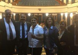 """Caserta. Rotary e solidarietà: un enorme successo il concerto al buio """"Blackout Comunale"""""""