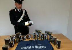 Isernia / Profumi. Profumi contraffatti, 28enne del napoletano denunciato dai Carabinieri: merce sotto sequestro.