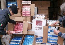 BELLONA / VITULAZIO. Contrabbando di tabacchi lavorati esteri: arrestato pregiugicato 51enne del posto.