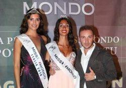 SPARANISE. Miss Mondo 2018, Federica Rizza vince la prima tappa del tour Campano: 18 anni, residente a Formia, la studentessa dell'istituto tecnico socio-sanitario è alta 1.70 e porta la taglia 38.