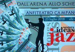 """S. Maria C.V. Dall'arena allo schermo, tutti pazzi per Easy: prossimo appuntamento con il concerto """"Jazz, Ideas & Songs""""."""