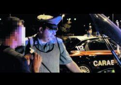 Venafro. Sorpreso in stato di ebrezza alcolica alla guida dell'auto, giovane denunciato dai Carabinieri.