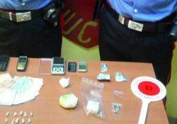 Bojano. Pusher 33enne del posto beccato dai carabinieri: nel guibotto nascondeva cocaina.