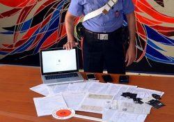 Isernia / Provincia. Falso promotore finanziario smascherato dai Carabinieri: i militari per incastrarlo si sono finti dipendenti di una struttura alberghiera.