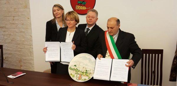 Gemellaggio col comune polacco di Ustka: il progetto YOUFFE vede coinvolte anche altre comunità