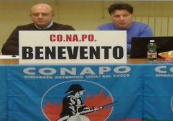 Benevento / Provincia. Gli auguri di benvenuto e buon lavoro al nuovo Comandante dei Vigili del Fuoco di Benevento dal Conapo.