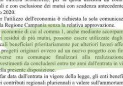 """PASTORANO. Forza Italia: """"Utilizzare i fondi per la sistemazione definitiva dell'asilo nido di San Secondino""""."""
