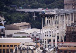 L'ombra della camorra sulla ricostruzione del Ponte Morandi a Genova: ci sono già due arresti.