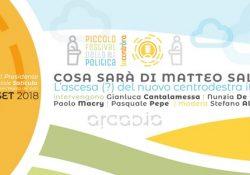 Sant'Agata dè Goti. Parte domani sera la settima edizione del Piccolo Festival della Politica.