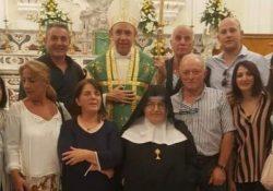 ROCCAMONFINA / TEANO. Al monastero di Santa Caterina si festeggia: i 50 anni di vita claustrale di Suor Giovanna.