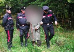 Carovilli. Disperso nel bosco durante ricerca di funghi: carabinieri di Agnone e Carabinieri Forestali di Carovilli traggono in salvo 60enne.