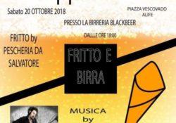 ALIFE. Cuoppo Fest 4.0: fritto e birra in Piazza Vescovado.