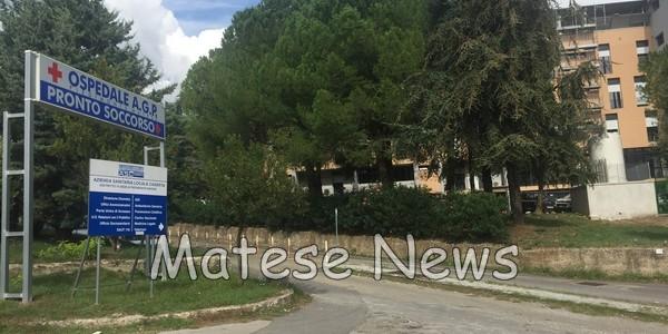 No al declassamento dell'ospedale di Piedimonte Matese: bisogna aiutare il Sindaco a reagire.