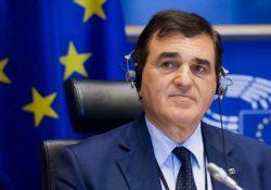 """Venafro. Esecutivo UE, presentati i nuovi commissari. Patriciello: """"Squadra di qualità, ora serve coraggio""""."""