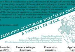 TEANO / ROMA. Il patrimonio culturale dell'Alto Casertano a portata di Click, a cura del Consorzio Laocoonte: la presentazione mercoledì 24 ottobre.