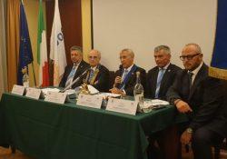 Caserta / Provincia. Rotary Club Caserta Luigi Vanvitelli: visita del Governatore Distrettuale Salvatore Iovieno.