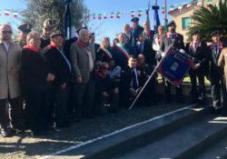 """CAIAZZO. Festa dell'Unita' d'Italia e delle Forze Armate: """"Essere ogni giorno costruttori di pace""""."""