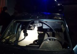 Bonea. Ordigno esplosivo distrugge un'auto, individuato l'esecutore materiale: si tratta di un 26enne del posto.