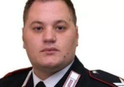 BELLONA. Aveva 34 anni Emanuele Reali, il vice brigadiere dell'Arma morto investito da un treno in corsa mentre inseguiva un ladro in fuga.