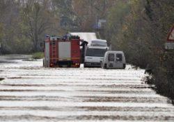 Venafro. Esonda il fiume Volturno, si contano i danni: il sindaco Ricci già pronto a chiedere alla Regione il risarcimento danni.