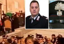Caserta / Provincia. In corso operazione dei carabinieri per sgominare una banda criminale dedita ai furti in abitazione: è legata alla morte del Vice Brigadiere Emanuele Reali.