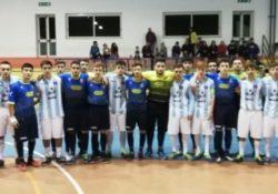 """Limatola / Casagiove. Pari tra Sporting Limatola """"Eurogronte Sviluppo & Lavoro"""" e Casagiove Futsal."""