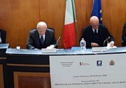 ALIFE. Che colpo!!! Il sindaco Di Tommaso aderisce al Pd e sottoscrive la candidatura di Minniti alla segreteria del partito, ma Minniti cosa fa? Si ritira.