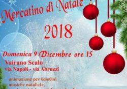 """VAIRANO PATENORA. Giò pronto il programma del tradizionale """"Mercatino di Natale"""": dal 9 dicembre alla frazione Scalo."""