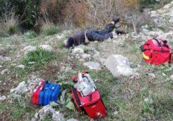 Venafro. Pastore 69enne scivola in un dirupo e muore, le pecore tornano da sole nell'ovile: la macabra scoperta solo il giorno dopo.