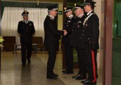 Isernia / Provincia. Visite istituzionali al Comando Provinciale dei Carabinieri di Isernia.