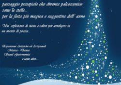 """AILANO. """"Natale insieme 2018"""": venerdì 7 dicembre dalle ore 16:30 il presepe che diventa palcoscenico."""