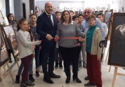 """GIOIA SANNITICA. All'Istituto """"Settembrini"""" si celebra Caravaggio, il sindaco Raccio: """"Invito tutti gli studenti del circondario a farci visita""""."""