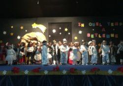 """ALIFE. """"In quel tempo a Betlemme"""": che emozione la recita natalizia 2018 a cura dei piccoli allievi della Scuola dell'Infanzia Paritaria """"Regina Elena""""."""