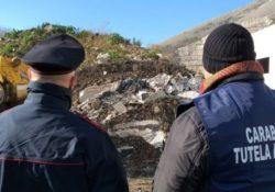 Airola. Raccolta rifiuti e reati ambientali: denunciate due persone e sequestrate due aree.
