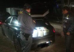 BELLONA. Blitz della Finanza in un deposito di carburante per uso agricolo, scatta il sequestro: denunciato titolare ed un acquirente.