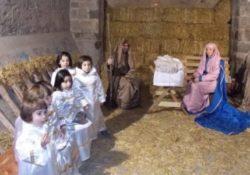 CAMIGLIANO. Tutto pronto per la 5° edizione del presepe vivente: nella grotta di San Michele Arcangelo sarà inscenata la Natività.
