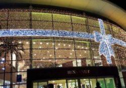 Caserta / Provincia. Natale al centro Commerciale Campania: dall'8 dicembre al 6 gennaio 2019 musica, beneficenza ed eventi per i più piccoli.
