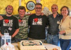 PIEDIMONTE MATESE. Il Club Antichi Sanniti federato dell'Automotoclub Storico Italiano.