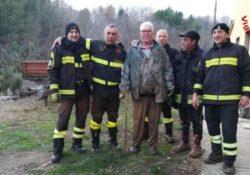 Mirabello Sannitico. Va a caccia e cade in una palude: anziano 76enne salvato dai Vigili del fuoco.