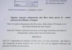 """ALIFE. Mancato collegamento alla fibra ottica presso la scuola primaria San Michele Arcangelo: c'è l'interrogazione del gruppo de """"L'Elefante""""."""